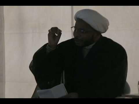 Sheikh Usama Abdulghani - Ashura Lecture - Muharram 1431/2009 - English