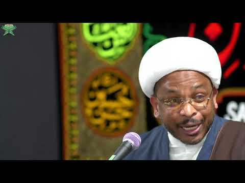 Lecture 2 Topic:Quiet Before The Storm | Sheikh Usama Abdulghani Muharram 1443/2021 | Saba IGC English
