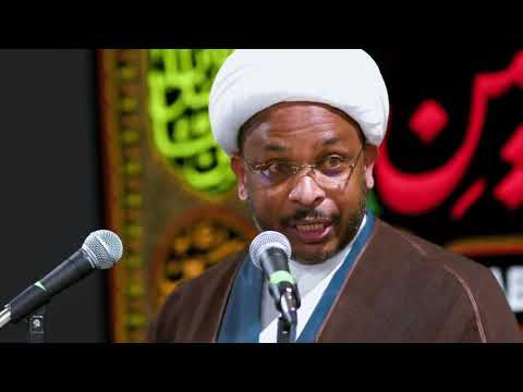 Lecture 7 | Topic: Quiet Before The Storm | Sheikh Usama Abdulghani | Muharram 8th,1443/2021 | English