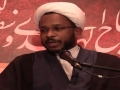 [09] Muharram 2015/1437 - Sheikh Usama Abdulghani - Dearborn - English