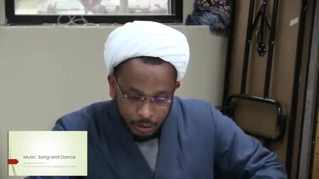 [Presentation] - Sh. Usama Abdulghani | Music, Song, and Dance: An Islamic Perspective - English