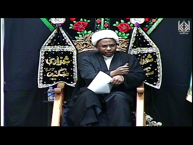 [1] Sheikh Usama Abdulghani Safar 1438 -  November 25, 2016,Houston, USA English