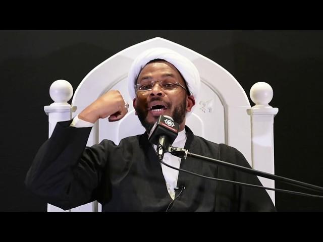 Muharram 2017 - Shaykh Usama Abdulghani - Lecture 3 | English