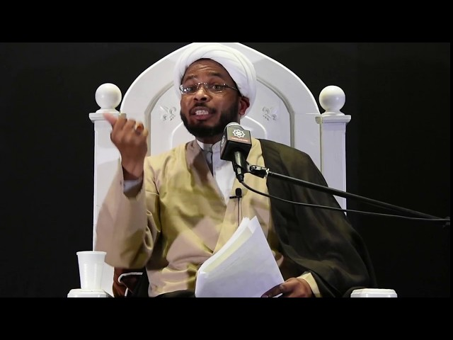 Muharram 2017 - Shaykh Usama Abdulghani - Lecture 7 | English