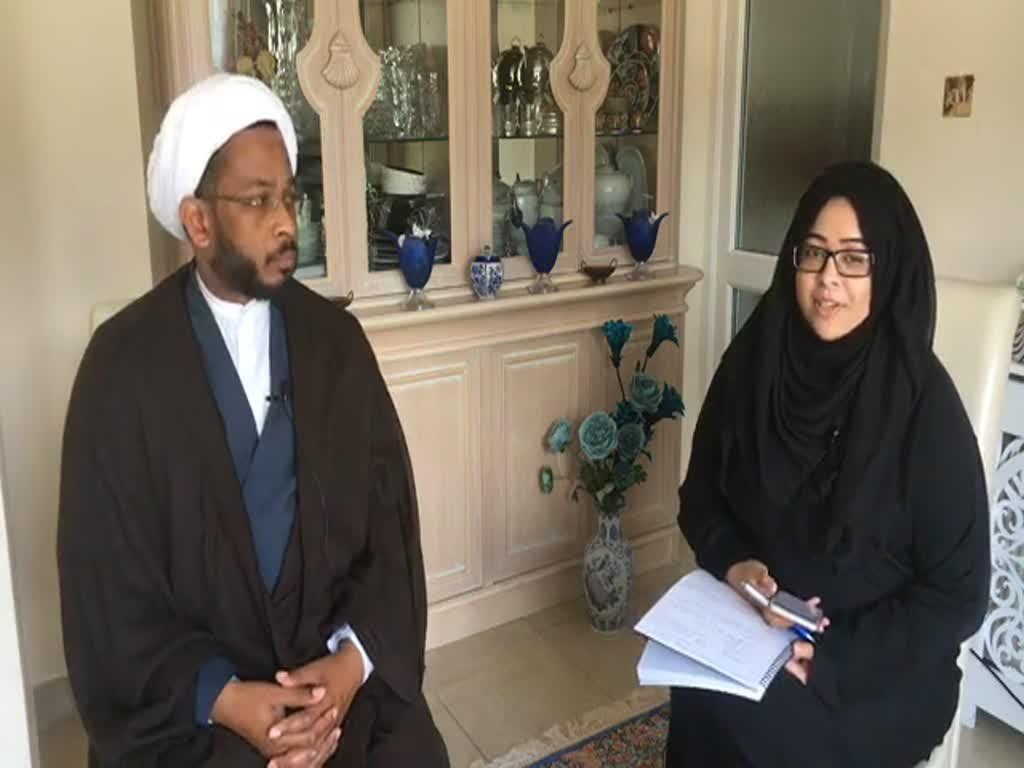 Shaykh Usama Abdulghani Question Answer Session - English