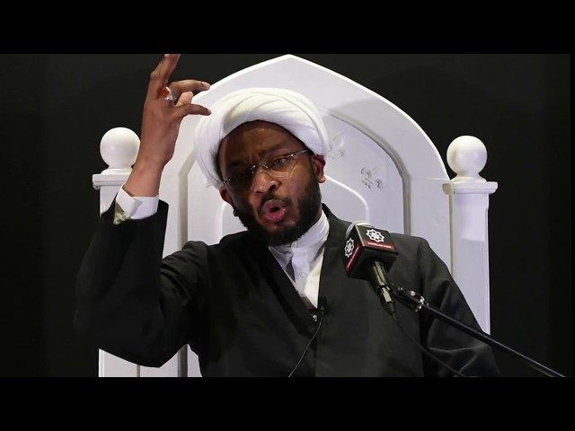 Muharram 2017 - Shaykh Usama Abdulghani - Lecture 9 | English