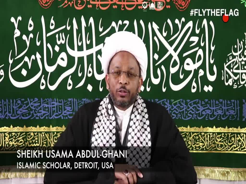 We believe that Quds is going to be liberated | Shaykh Usama Abdulghani Ramadan 1441/.2020 English