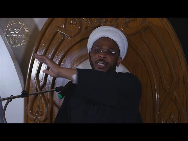 [Arbaeen walk Speech] Shaykh Usama Abdulghani | Arbaeen 1440/2018 Karbala Oct 29th 2018 English