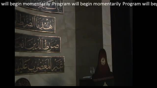 [Seminar] Muslims In The West - Shaykh Usama Abdulghani With [Qirrat] Br.Ali Abbas & Sister Maryum - English